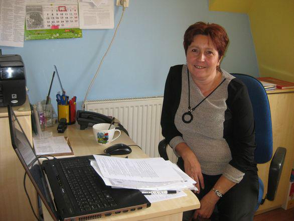 Dyrektor Iwona Sapryk