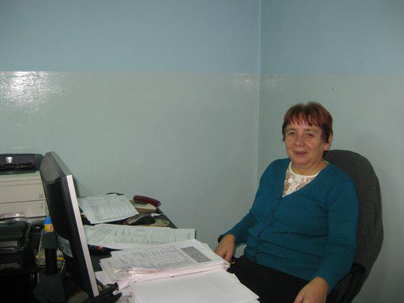 pani Krystyna Warszawska