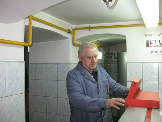 pan Zdzisław Lisiński